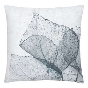 Bouclair Frozen Ensie Leaf Cushion