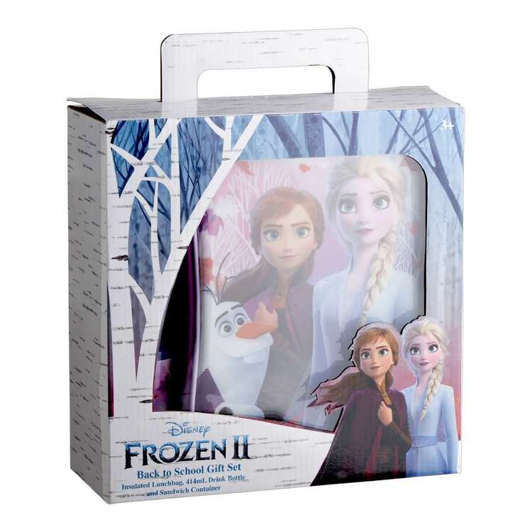 Frozen 2 Lunch Box Set