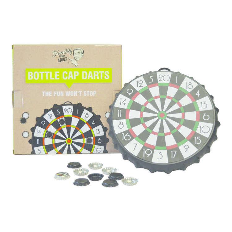 Bottle Cap Darts Game