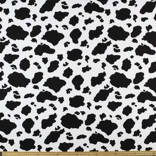 Mix Monotones Cow Cotton Fabric