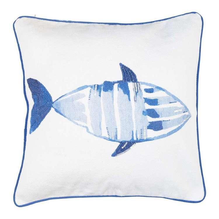Koo Home Marine Printed Cushion