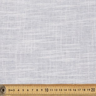 Gummerson Neutrals Pencil Pleat Sheer Curtain