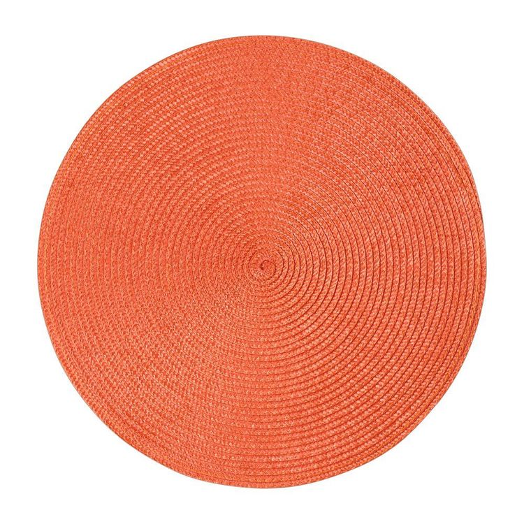 KOO Home Oran Pack of 2 Round Placemats