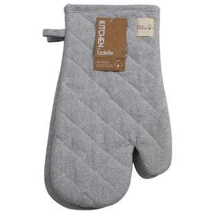 Kitchen By Ladelle Terra Cotton Oven Glove 2 Pack