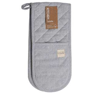 Kitchen By Ladelle Terra Cotton Oven Mitt