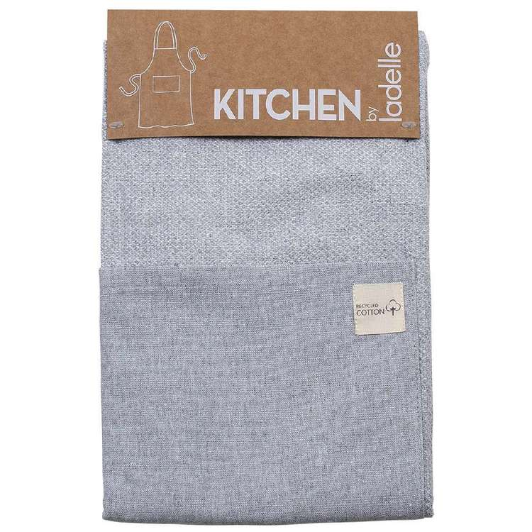 Kitchen By Ladelle Terra Cotton Apron