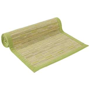 Dine By Ladelle Baku Woven Table Runner