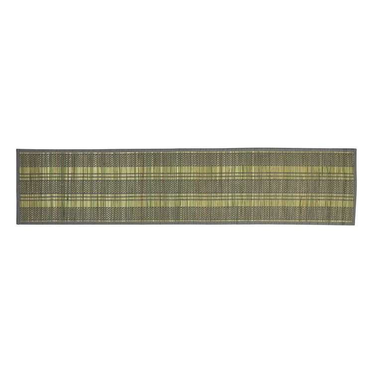 Dine By Ladelle Hope Woven Table Runner