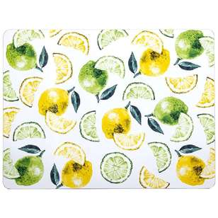 Dine By Ladelle Citrus Placemats 4 Pack