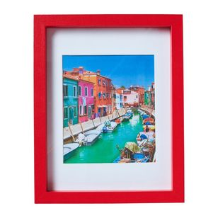 Living Space European Holiday River Framed Print