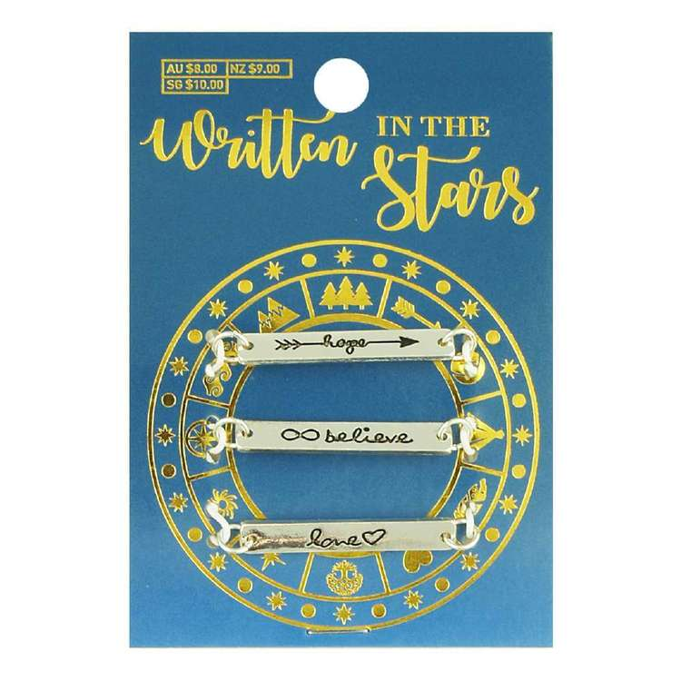 Written In The Stars Inspo Charms