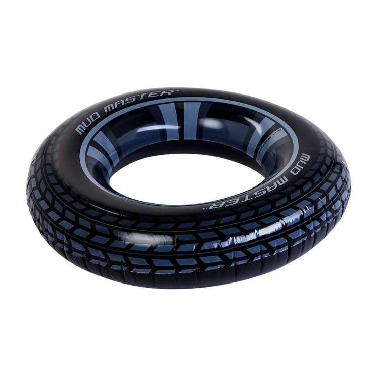 Bestway Inflatable Mud Master Swim Ring Multicoloured