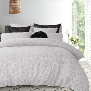 Platinum Aruba Quilt Cover Set