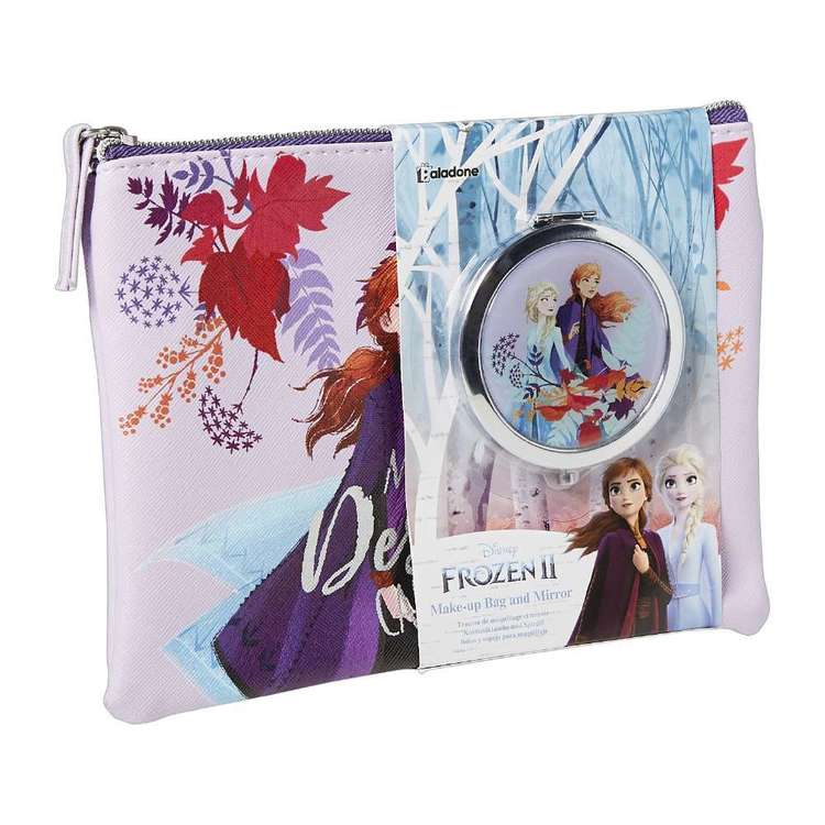 Frozen 2 Cosmetic Purse & Mirror Set