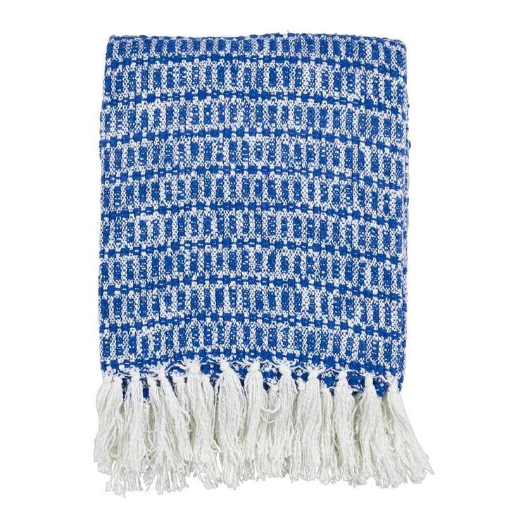 Koo Home Saylor Textured Throw
