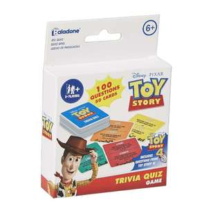 Disney Toy Story Trivia Quiz