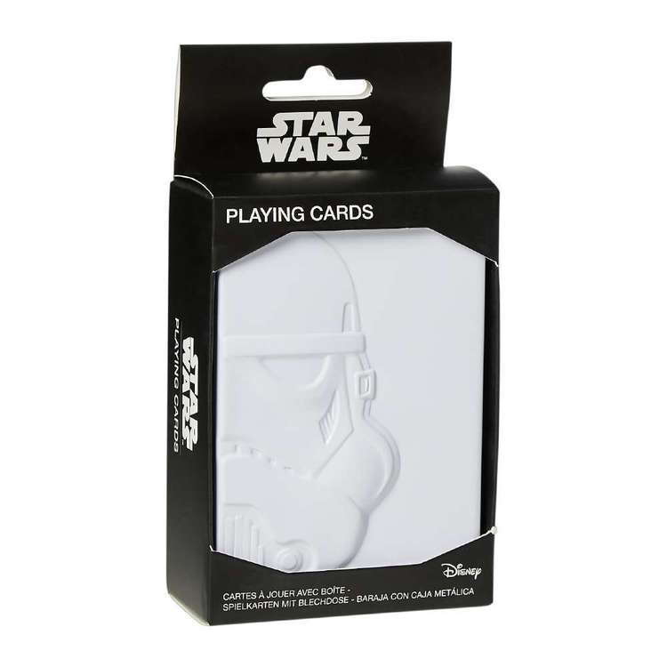 Star Wars Playing Cards Multicoloured