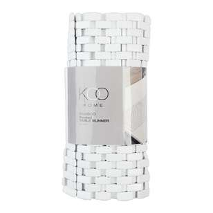 Koo Home Bamboo Table Runner
