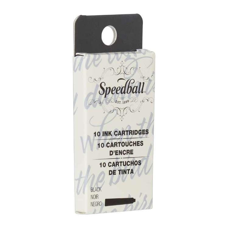 Speedball Fountain Pen Ink Cartridge Set