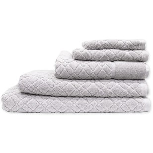 Luxury Living Bayley Towel Collection