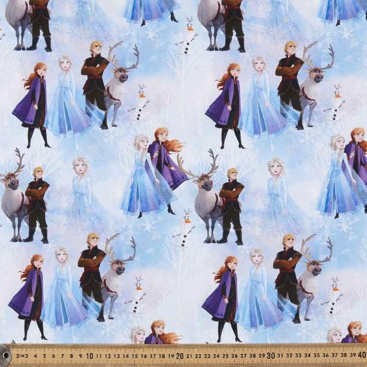 Disney Frozen 2 Arendelle Cotton Fabric