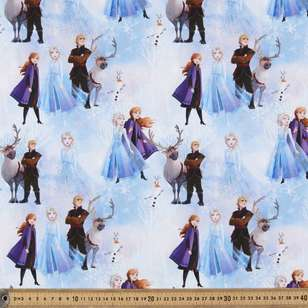 Disney Frozen 2 Arendelle Cotton Fabric