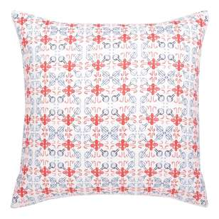 Ombre Home Mediterranean Summer Valencia Euro Cushion Cover
