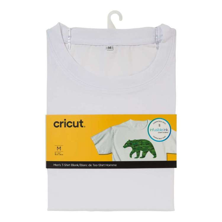Cricut Men's Round Neck T-shirt