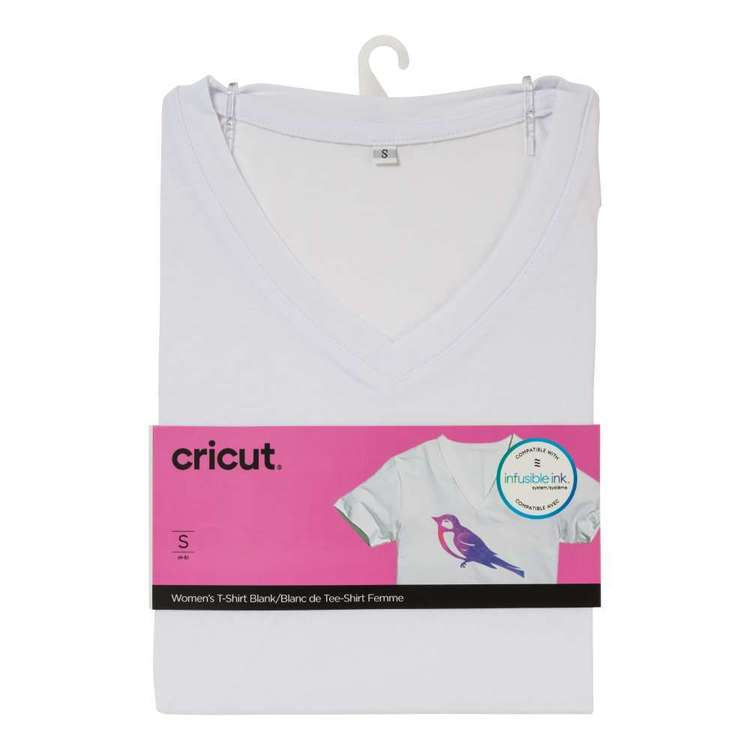 Cricut Women's V Neck T-shirt