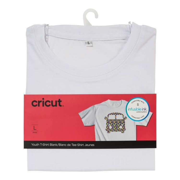 Cricut Round Neck Youth T-shirt
