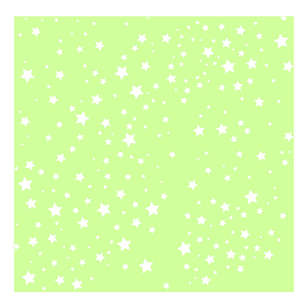 Kaisercraft Scattered Stars Template