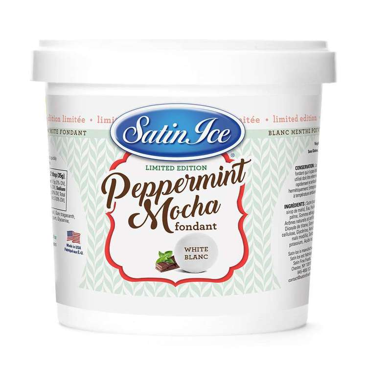 Satin Ice Limited Edition Fondant Tub