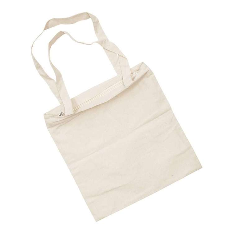 Crafters Choice Calico Craft Zip Up Bag