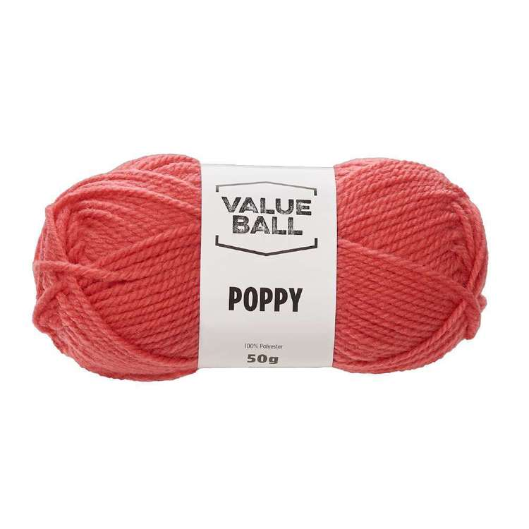 Value Ball 2019 Poppy Yarn