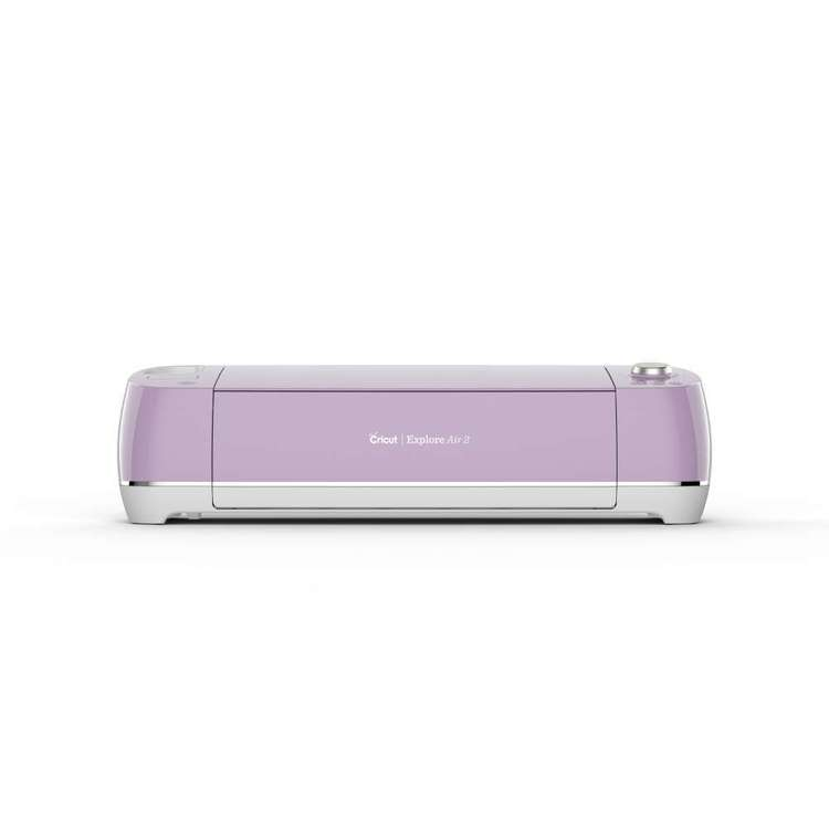 Cricut Lilac Explore Air 2 Machine
