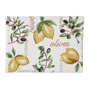 Koo Home Verona Tapestry Placemat