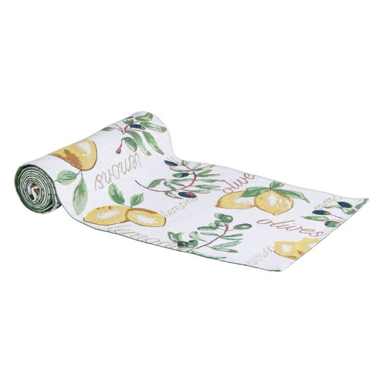Koo Home Verona Tapestry Table Runner