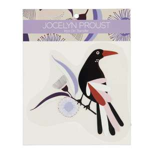 Jocelyn Proust Magpie Iron On Transfer