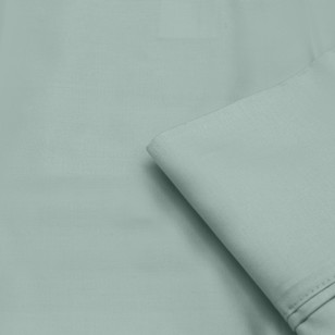 Living Space 375 Thread Count Cotton Percale Sheet Set