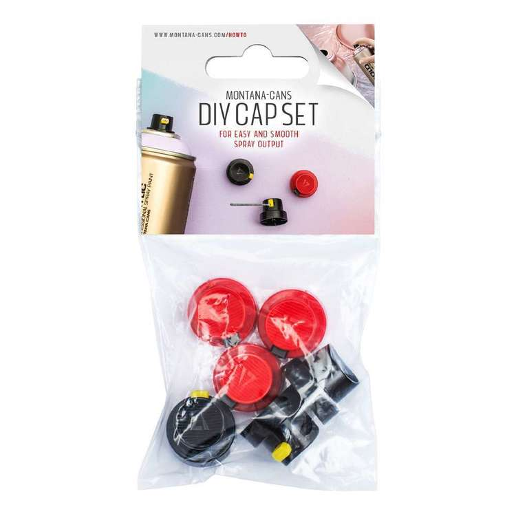 Montana Cans DIY Cap Set