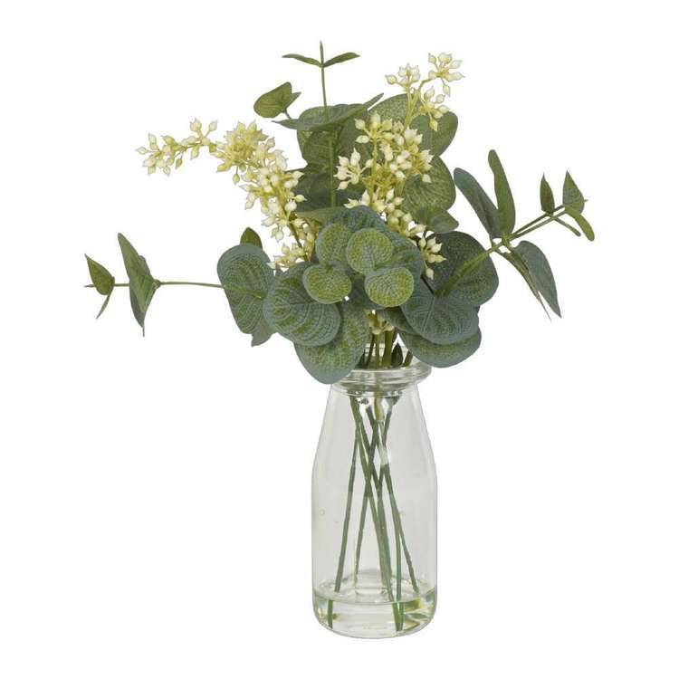 Living Space Wild Flower With Eucalyptus Bottle