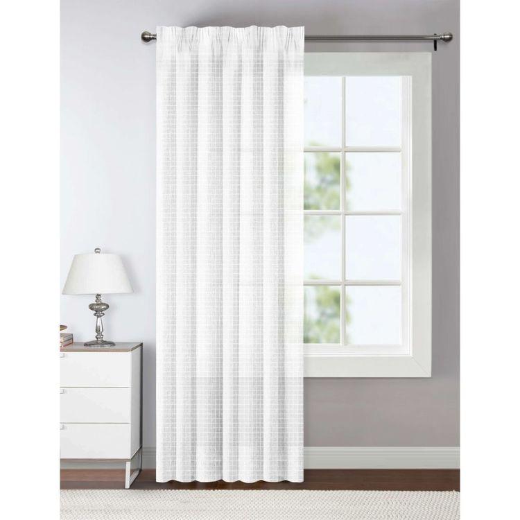 Gummerson Elly Pencil Pleat Sheer Curtain