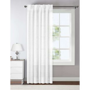 Gummerson Elly Pencil Pleat Sheer Curtain