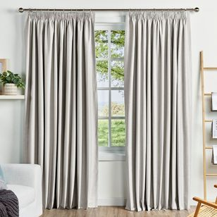 Gummerson Tasman Pencil Pleat Curtain