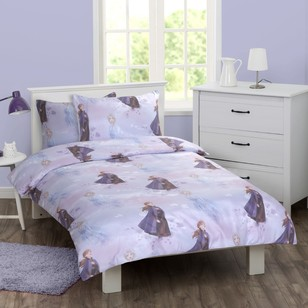 Frozen 2 Microfibre Quilt Cover Set