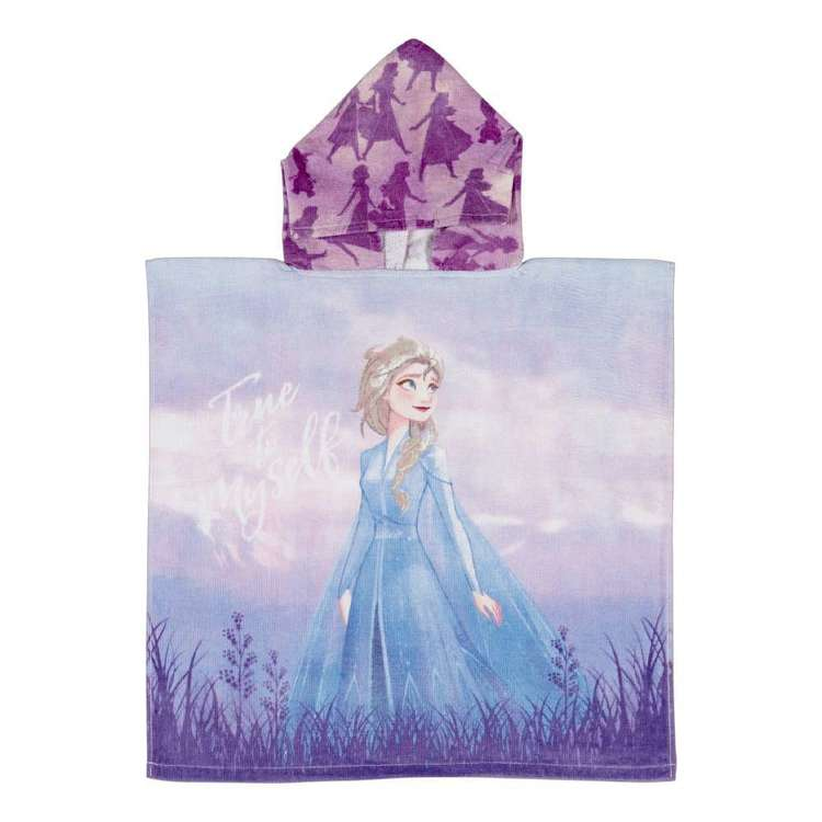 Frozen 2 Hooded Towel