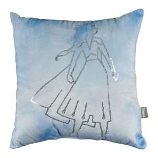 Frozen 2 Elsa Sequin Cushion