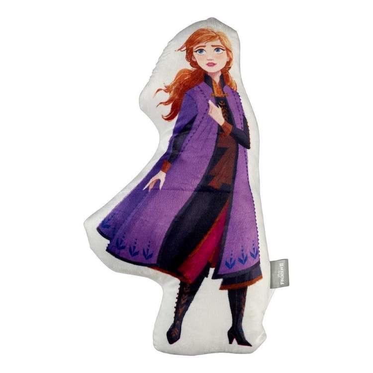 Frozen 2 Anna Shaped Cushion