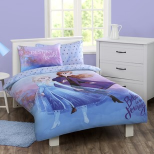 Frozen 2 Cotton Rich Quilt Cover Set