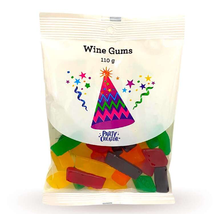 Party Creator Wine Gums